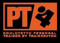 T4U PersonalTrainer lisenssilogo